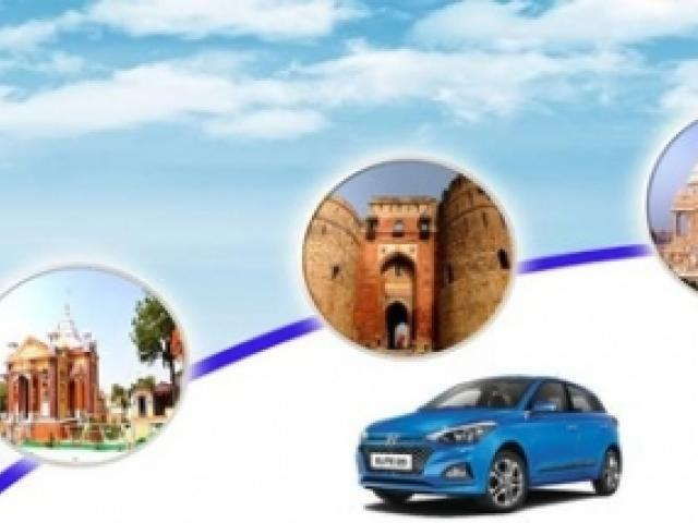 Taxi Service in Ghaziabad   Taxi Service Ghaziabad - 1/1
