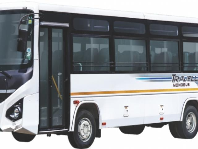 Hyderabad Force Vehicles - Bus | Traveller | Trax. - 1/4