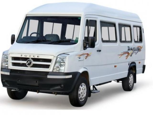 Hyderabad Force Vehicles - Bus | Traveller | Trax. - 2/4