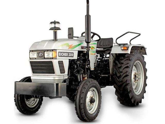 Eicher 380 tractor model in India - Specification and Price - 1/1