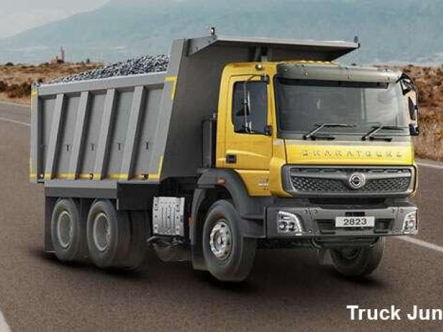 Bharat Benz 2823C in India - Most Powerful & Economical truck - 1/1