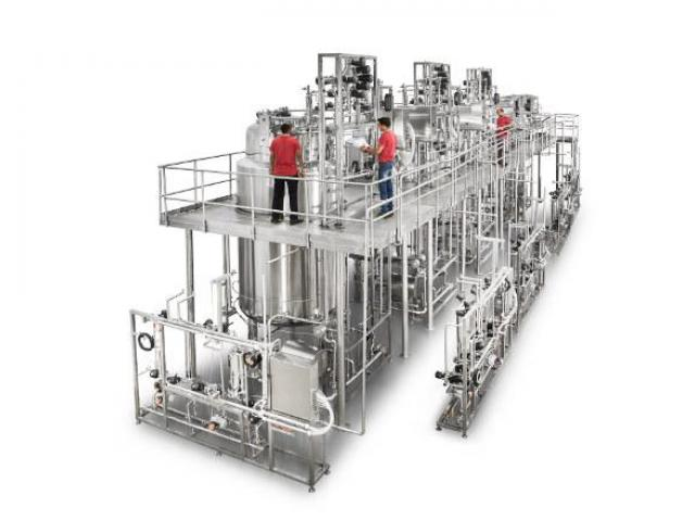Clean In Place Equipment | CIP Cleaning System | CIP SIP - 1/1