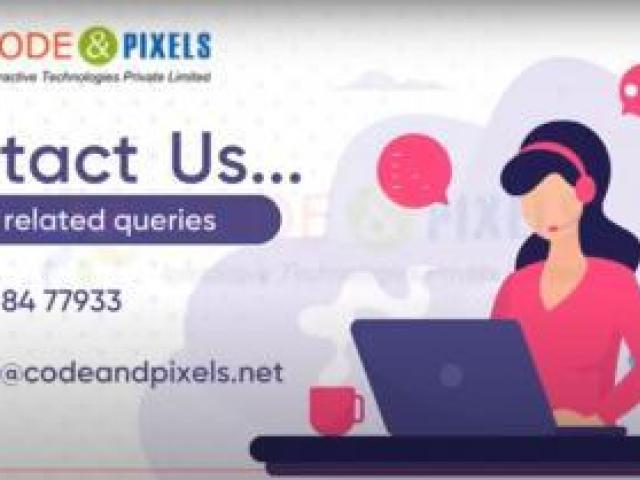 Learning Management System in Hyderabad, Telangana / Code and Pixels - 1/3
