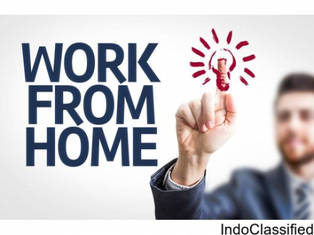 Work From Home/Office Part/Full Time With Us - 1/1