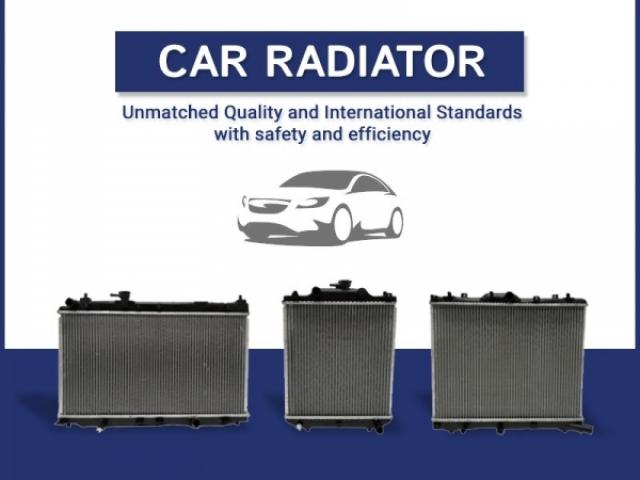 Reputed Car Radiator Supplier Company in India - 1/1