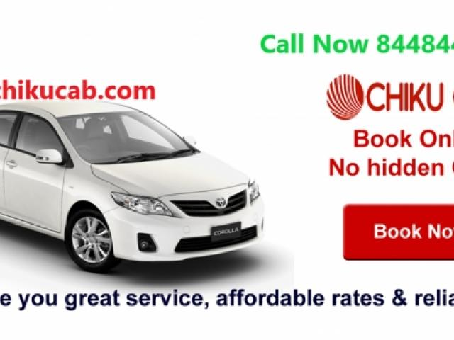Book Cab Service In Ahmedabad For Journey - 1/1